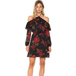 NWT Cupcakes & Cashmere Off the Shoulder Dress